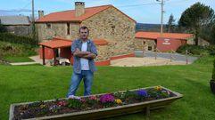 Castriz, una parroquia rural que despega