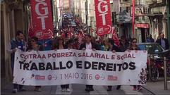 Manifestaciones del 1 de Maio