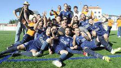 El Cogal Rodeiro ya es equipo de Segunda