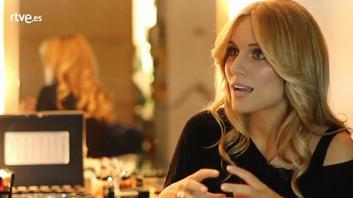 Edurne habla sobre «Amanecer», el tema que cantará en Eurovisión