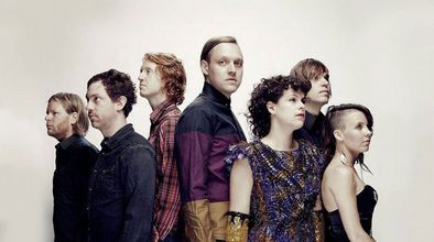 "Los canadienses Arcade Fire, que editaron ""I Give You The Power"" en referencia a Donald Trump"