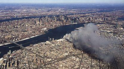 Un edificio del barrio neoyorquino de Brooklyn ha sufrido un incendio.