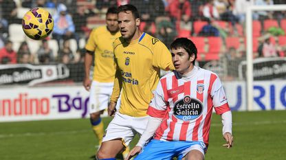 Vídeo resumen del Lugo 2 - Las Palmas 1