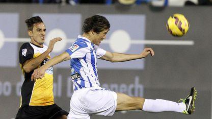 Vídeo resumen del Leganés 2 - Lugo 0
