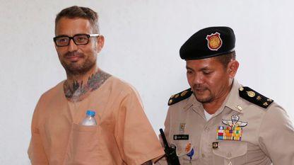 El español Artur Segarra, acusado de asesinato en Tailandia