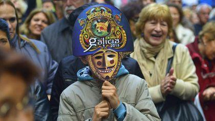 Fiesta gallega en Buenos Aires