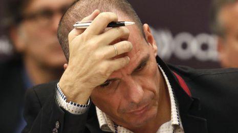 La única condición que Varufakis le puso a Jordi Évole