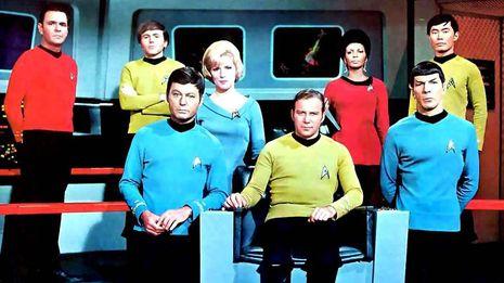 El doctor Spock ya tenía «tablet»