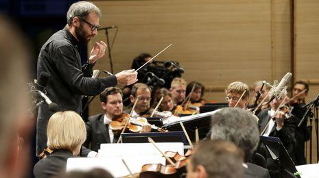 Dima Slobodeniouk visita «Allegro de Domingo»