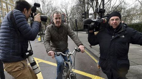 Jeremy Clarkson dice que echa de menos «Top Gear»