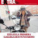 Extra Voz viaja con los pioneros de la Vespa en Galicia