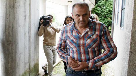 El hombre que halló el cuerpo de Asunta, ingresado en la misma prisión que los padres