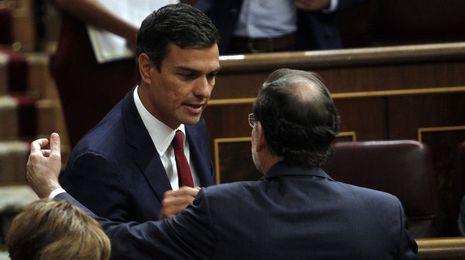 Sánchez llamará a Rajoy para verse en el Congreso