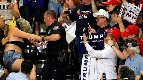 Donald Trump recorta distancias con Hillary Clinton