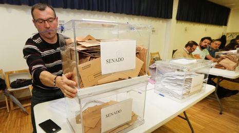 Los partidos que optaron en Galicia a las generales del 20D cambian a 98 de sus candidatos