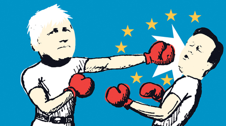Boris Johnson, un firme aspirante si el país resiste