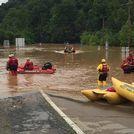 Las inundaciones dejan más de veinte muertos en Virginia Occidental