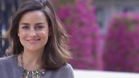 María Palacios rompe su silencio tras la polémica entre Alessandro Lecquio y Olvido Hormigos