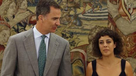 En Marea afirma que el rey considera «imprescindible» evitar otras elecciones
