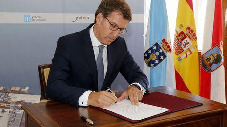 Feijoo califica el Área Metropolitana de Vigo de «éxito colectivo»
