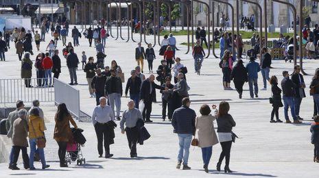¿Cuánto han crecido los españoles en los últimos cien años?