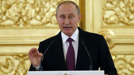 Putin: «Las medallas en Río no valdrán lo mismo sin los deportistasrusos»