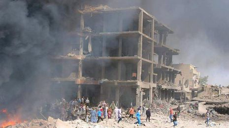 Al menos 56 muertos en Siria en un atentado del Estado Islámicocontra la población kurda