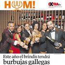 El Hum propone un brindis con espumosos gallegos