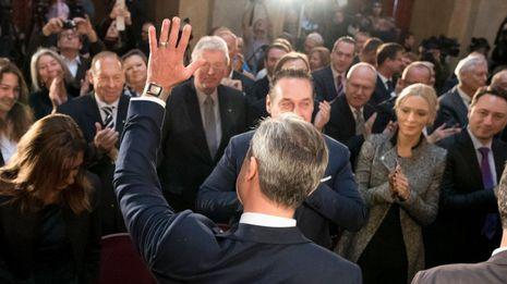 Austria cierra la campaña de las presidenciales totalmente dividida