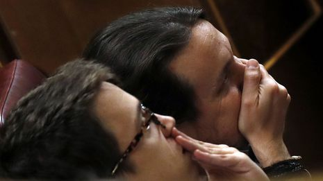 Crecen las disensiones en Podemos con otra alternativa a Iglesias