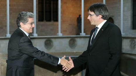 La Generalitat habla de diálogo mientras insiste en el referendo