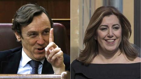 El Gobierno presume de pactar con el PSOE y tacha de marginal a Ciudadanos