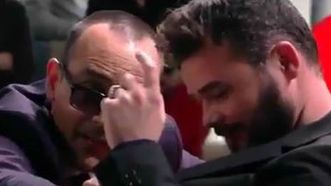 El increíble «zasca» de Risto Mejide a Gabriel Rufián