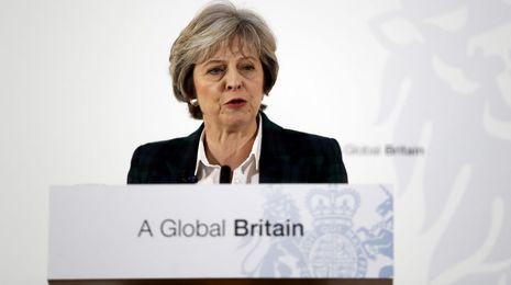 Theresa May someterá a votación parlamentaria el acuerdo con la UE sobre el «brexit»
