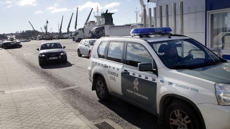 Encuentran muerto a un polizón en un barco procedente de Costa de Marfil y atracado en A Pobra