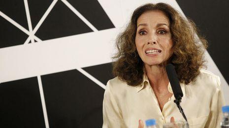 Ana Belén: «No estoy en la misma situación que Meryl Streep»