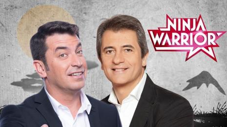 Manolo Lama ficha por Atresmedia para presentar el concurso «Ninja Warrior»