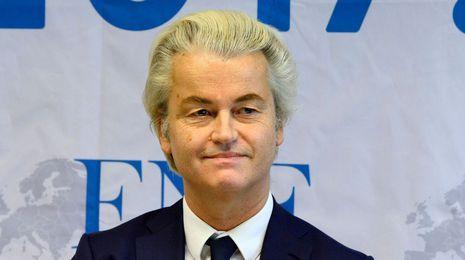 Wilders suspende su campaña tras el arresto de uno de sus guardaespaldas