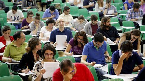El bloqueo de las oposiciones de Educación afecta a 18.000 gallegos