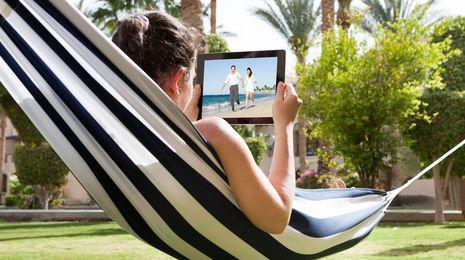 El uso de Internet y de tabletas se dispara entre los mayores de 65 años