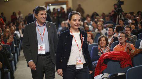 Javier Fernández pideuna reformulación del proyecto económico del PSOE