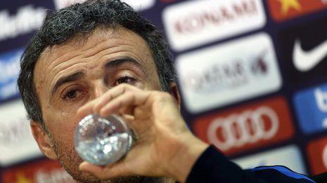 «El vestuario siempre ha estado unido desde que llegué al Barça»