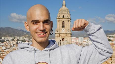 Muere Pablo Ráez, el joven con leucemia que disparó las donaciones