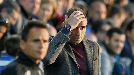 El bochorno del Deportivo en Leganés deja a Garitano con un pie fuera
