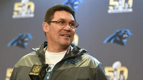 Ron Riveraniega que los Panthers sean arrogantes