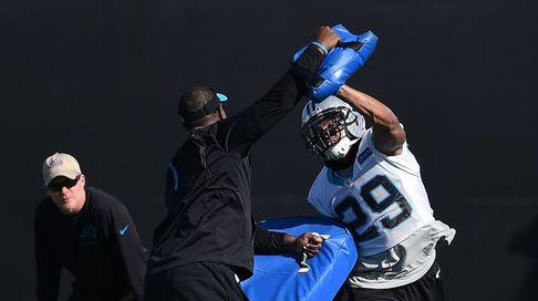 Super Bowl: Así llegaron los Carolina Panthers a la final