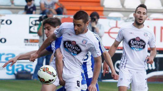 Vídeo resumen del Ponferradina 1 - Lugo 0