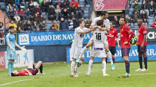 Vídeo resumen del Osasuna 0 - Lugo 2