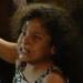 El desgarrador grito de una niña refugiada