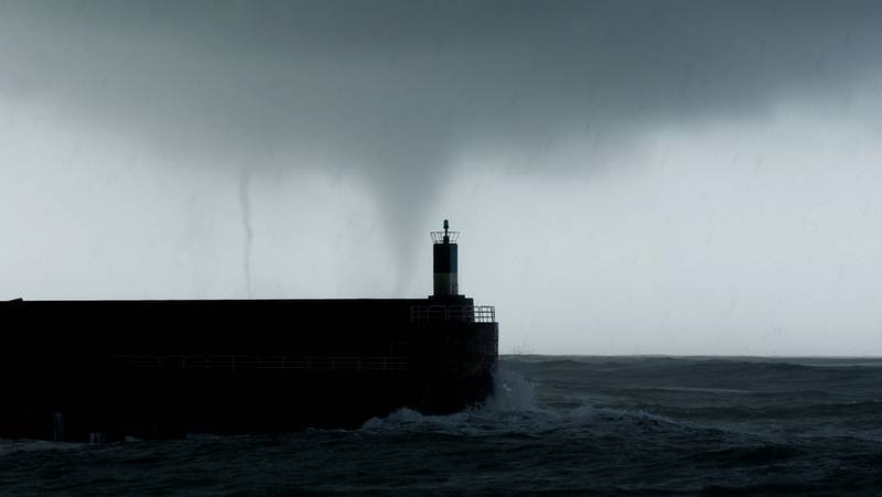 Los tornados, vistos por los lectores
